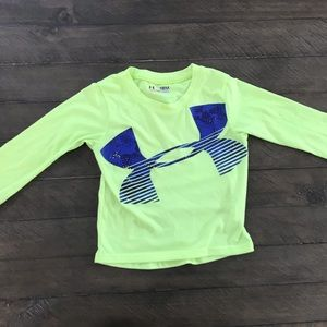 Under Armour Shirt Size 18 Month